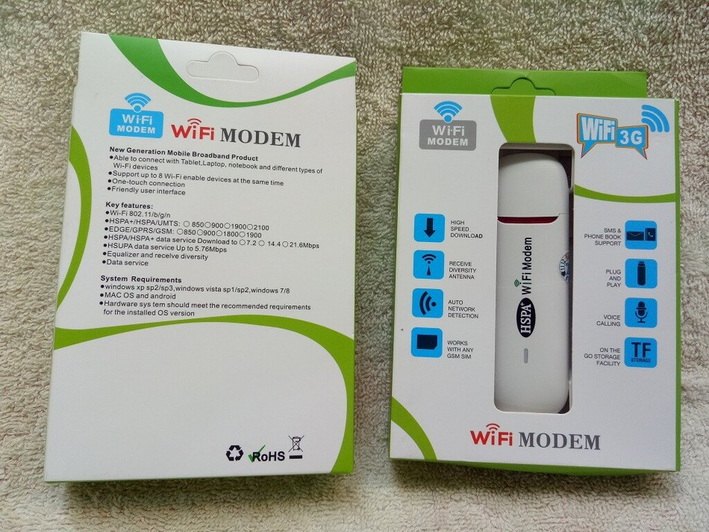 USB Dcom 3G, USB HSPA Wifi Modem 3G, 3G USB Wifi Dongle