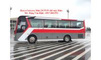 Haeco universe noble mini 29 chỗ máy hino 245 ps Nhật Bản