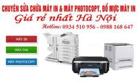 Đổ mực máy photocopy ricoh tại Hà Nội