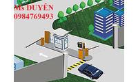 Lắp đặt hệ thống giữ xe thông minh Đồng Nai, Biên Hòa