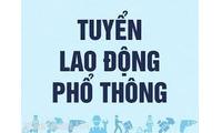 Tuyển thợ sắt inox tại Hà Nội
