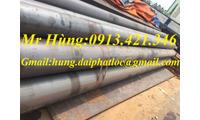 Thép ống đúc phi 219 x 23ly, dn200x7ly/ống mạ kẽm phi 90, phi 245