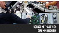 Chuyên sửa chữa ti vi sony tại nhà Hà Nội - 0943.980.980