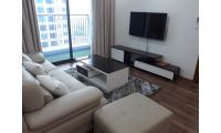 Cho thuê căn hộ chung cư C37 Bộ Công An 84m2 thiết kế 2 PN