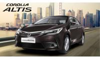 Toyota Thanh Xuân - giá xe Altis 2017 phiên bản mới - 0978379029