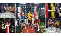 Lớp học Muay Thai, Phòng tập Gym MMA, Kick Boxing giảm cân