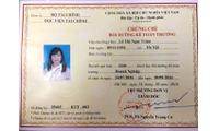 Học - cấp chứng chỉ kế toán trưởng tại Hà Nội