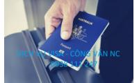 Bảo lãnh công ty, chứng minh tài chính Visa