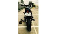 Kawasaki z400ss LTD độ cafe hải quan chính ngạch bstp 5 số