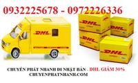 Chuyển phát nhanh DHL tại Đồng Nai, Biên Hòa Hotline 1800