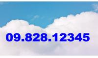 Bán sim 09.828.12345