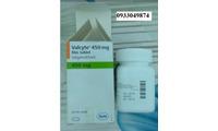 Giá Thuốc Valcyte 450mg Valganciclovir Viêm võng mạc TPHCM, Hà Nội