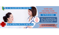 Xét tuyển cao đẳng điều dưỡng TpHCM