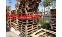 Thanh lý nhanh các loại  Pallet gỗ thông giá rẻ Đà Nẵng 0905681595