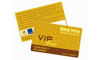 In ấn các loại thẻ nhựa, thẻ nhân viên, thẻ học sinh giá tốt