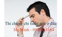 Thi chứng chỉ tin học chuẩn thông tư mới tại Hà Nội
