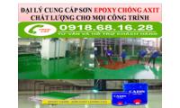 Địa chỉ công ty sơn Epoxy Cadin kháng axit tại Lâm Đồng