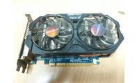Thanh lý card màn hình Giga Windforce GTX750Ti 2Gb DDR5 bản OC