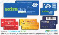 In thẻ nhựa Bình Dương giao hàng tận nơi, giá rẻ, chất lượng cao