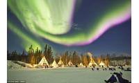Khám phá điểm cực quang đẹp ở Yellowknife