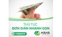 Vay nóng nhanh trả góp tại Hà Nội