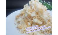 Mứt dừa sấy giòn homemade