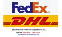 Chuyển phát nhanh FEDEX tại Bình Dương, Thủ Dầu Một, Tel: 1800