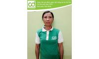 Chị Hà, sinh năm 76 tìm việc làm chăm bé