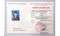 Khai giảng lớp nghiêp vụ xuất nhập khẩu tại Hà Nội