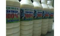 Cung cấp sữa bò tươi Củ Chi
