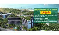Condotel Bãi Trường Phú Quốc. 2,1 tỷ/căn, LN 10%/năm