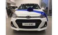 Hyundai Tây Hồ, bán Hyundai Grand i10 bản 1.2 AT, giao xe ngay