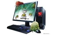IT cài đặt Windows, quét virus máy tính