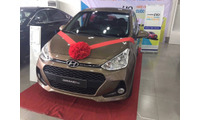 Hyundai I10 1.2 AT