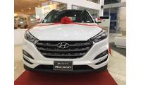 Hyundai Tucson CKD 2017 giá nét xe giao ngay