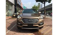 Hyundai Santafe CKD 2017 giao xe ngay