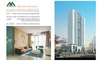Chung cư Xuân Mai Riverside - Trực tiếp chủ đầu tư. Giá 21tr/m2
