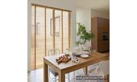 Rèm cửa cản nắng 100% mang lại sự sang trọng cho căn hộ của bạn