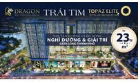 Căn hộ phong cách resort đầu tiên tại SG - Topaz Elite chỉ 23 Tr/m2