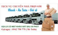 Xe tải côn đảo, xuyên mộc, long điền dọn nhà, chở hàng TPHCM