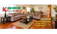 Kho sàn gỗ Kiến Việt