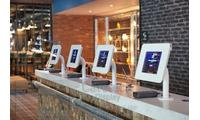 """Vừa uống cà phê vừa """"vọc"""" hàng công nghệ giá đỡ tablet 7-10,6 inch"""
