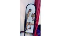 Đầm Dotti, màu trắng