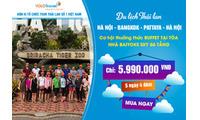 Đặt tour đi Thái tốt tại Yolotravel