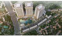 Cần bán cắt lỗ căn 3 ngủ view bể bơi và hồ dự án Hateco Xuân Phương