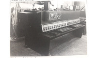 Thanh lý máy cắt tông thủy lưc QC11Y-4x1500