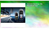 Máy định vị cầm tay Garmin GPS Map 78S
