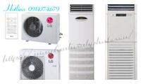 Cung cấp – phân phối máy lạnh tủ đứng LG