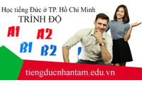 Tiếng Đức Nhân Tâm khai giảng lớp tiếng Đức trình độ A1, A2
