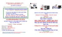 Đổ mực máy in tại Hoàng Minh Giám 0948.103.922